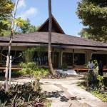 penginapan Pulau pelangi
