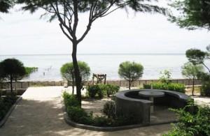 rest area pulau pramuka