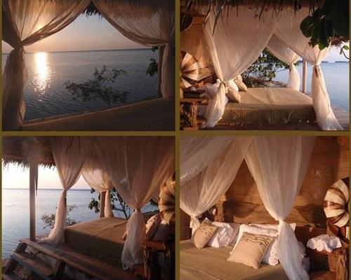 Pulau Macan – Resort Penuh Kenyamanan
