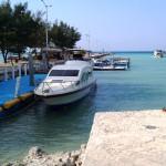 Dermaga Pulau Pari