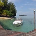 dermaga pulau royal