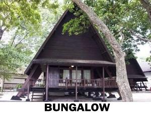 Pulau Ayer Room Bungalow