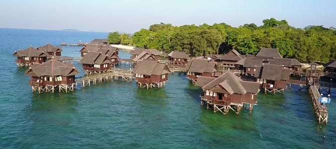 Pulau Ayer Wisata – Harga Promo Murah – Paket 2020 | Sheila Tour