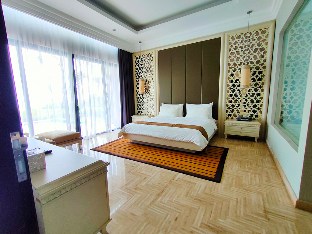 Pulau H Bedroom Single
