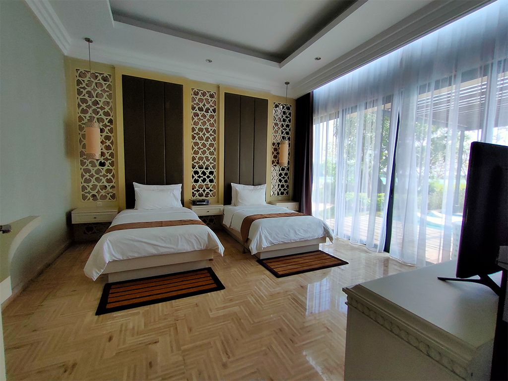 Pulau H Twin Bed