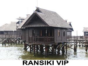 Pulau Ayer Room Ransiki VIP