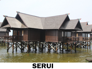 Pulau Ayer room serui