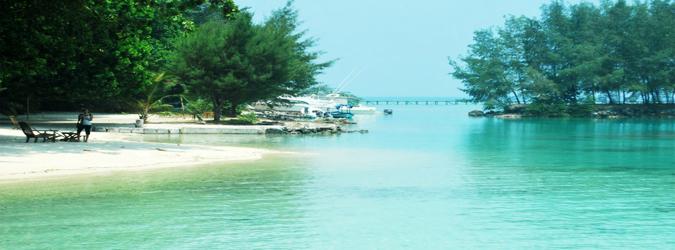 Hasil gambar untuk pulau kotok